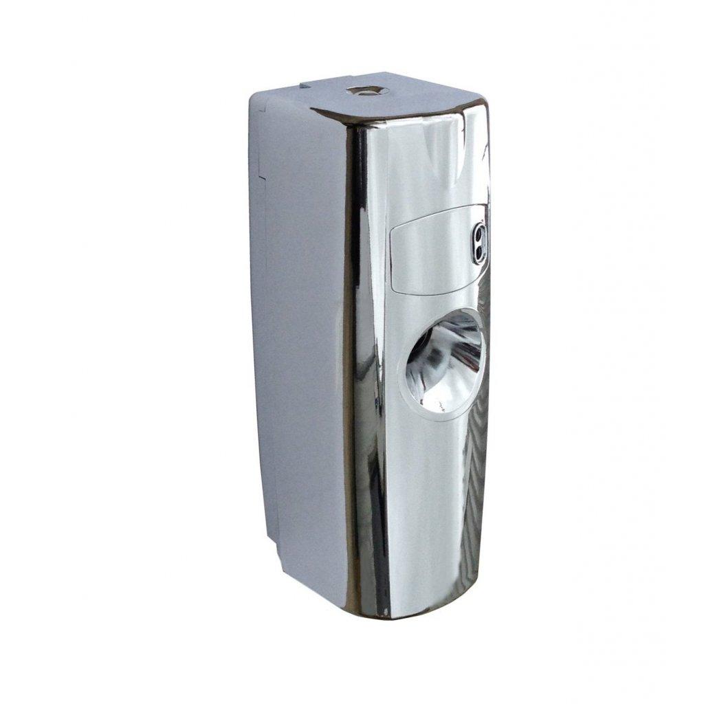 Chrome value automatic air freshener dispenser easy - Automatic bathroom air freshener ...