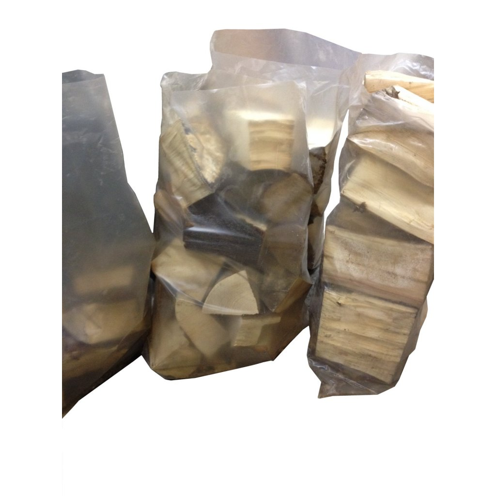 Clear Rubble Sacks Extra Heavy Duty 20kg Bags X 100 200g