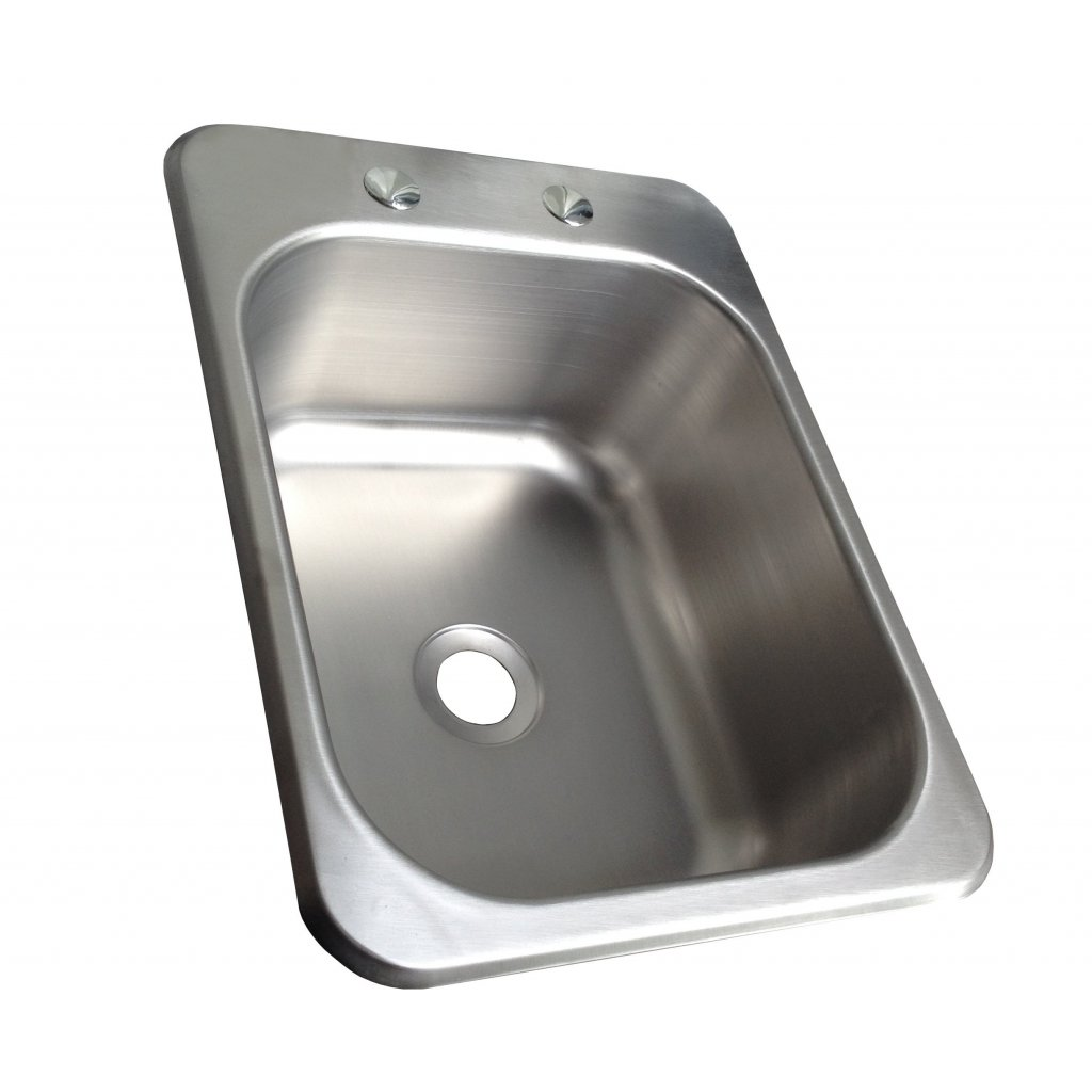 Counter Top Sunk Inset S11 Stainless Steel Hand Wash Basin