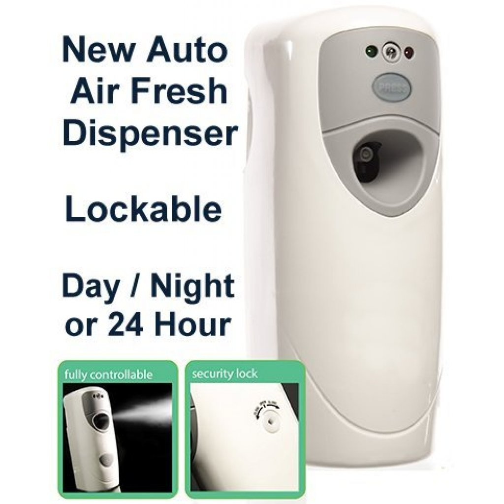 Fusion value automatic air freshener dispenser easy