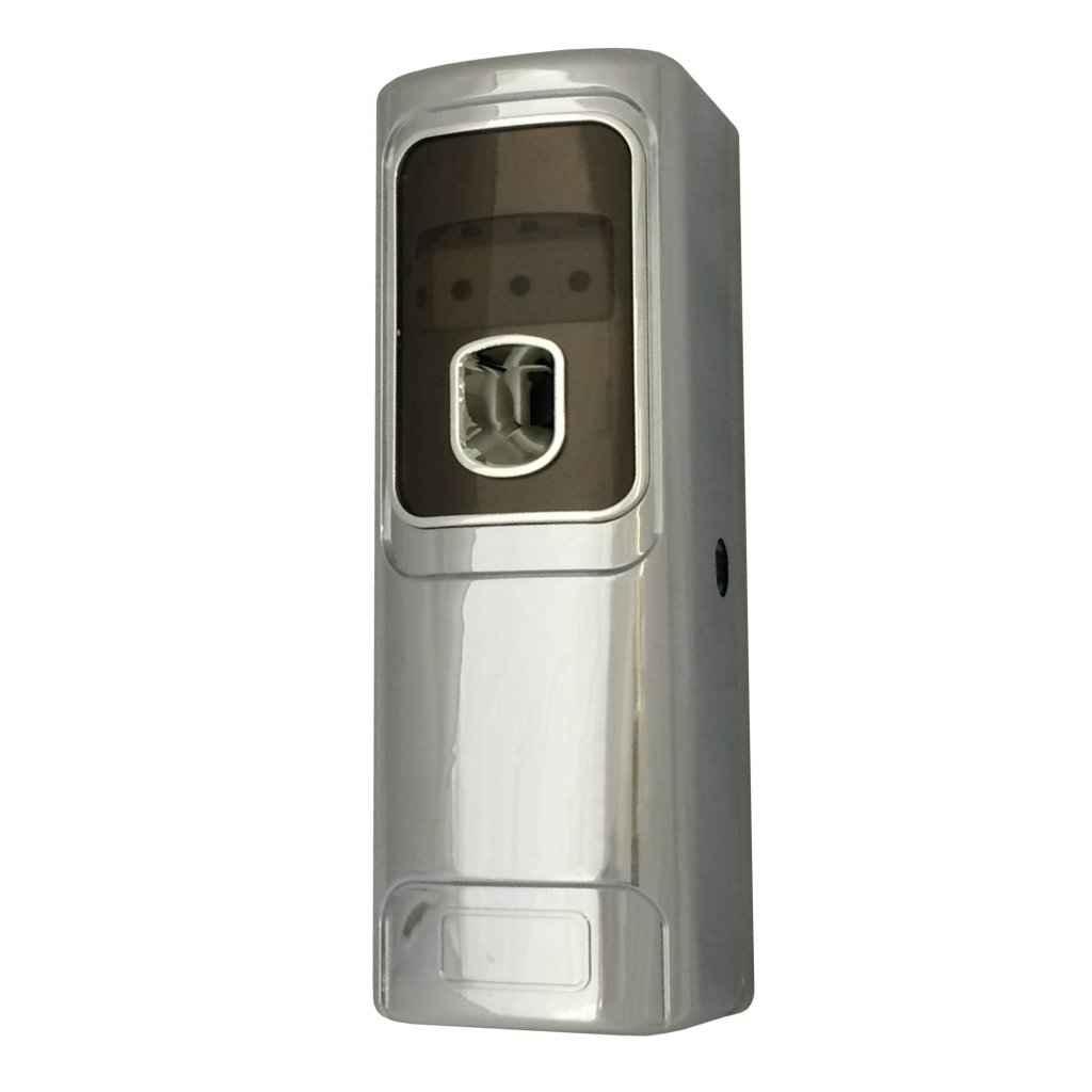 Chrome Exec Led Value Automatic Air Freshener Dispenser