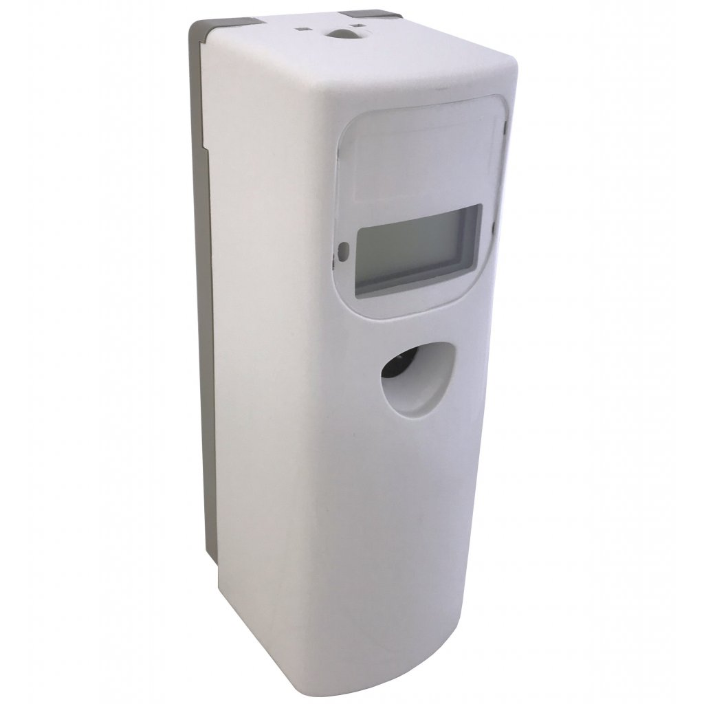 Lily Lcd White Automatic Air Freshener Dispenser Fully