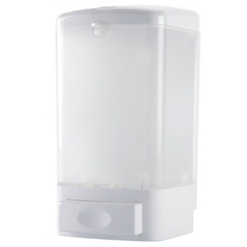 Eh17w Bulk Fill Soap Dispenser White 1000ml Easy Hygiene