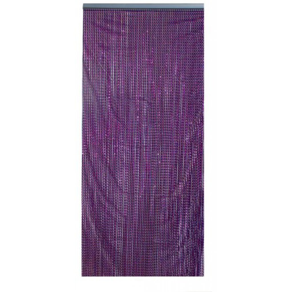 Purple Insect Fly Chain Door Curtain Quality Easy