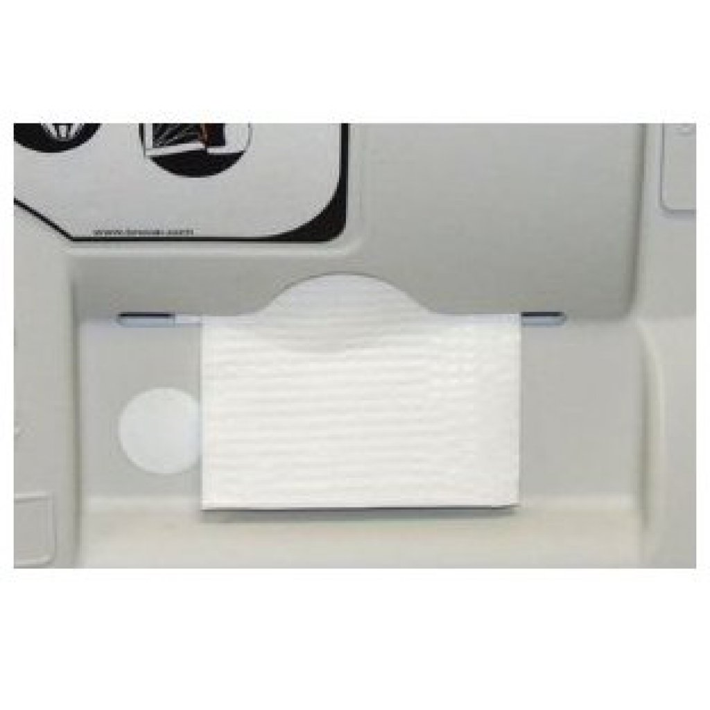 Wall Mounted Baby Change Changing Station Vertical Easy