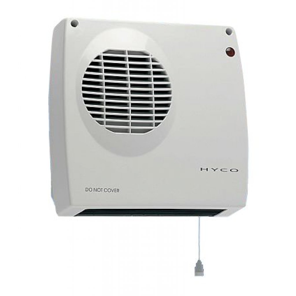 DF20 Downflow Electric Heater Wall Mounted