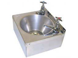 Steel Hand Wash Basins